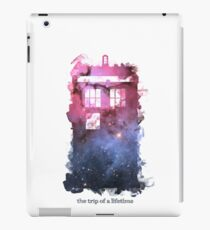 Trip of a Lifetime iPad Case/Skin