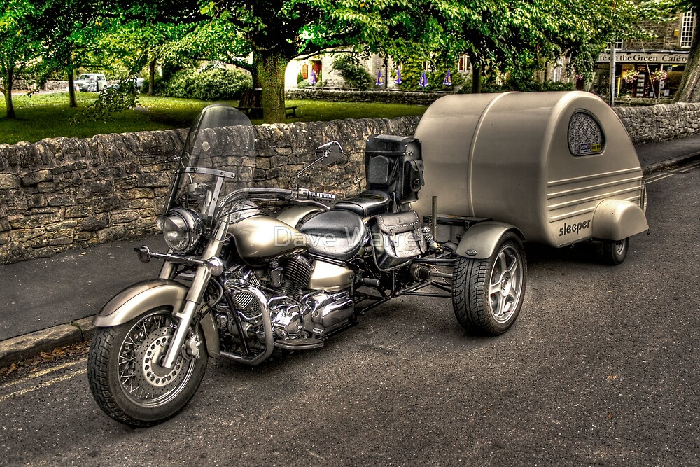 Hot Wheels II by Dave Warren