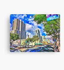 San Diego 4/10/16 #1 Canvas Print
