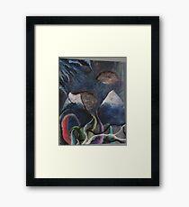 Infection Framed Print