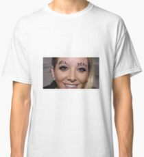 Jenna Marbles'  Hell Yeah Eyebrows  Classic T-Shirt