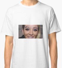 Jenna Marbles 'Hell Yeah Augenbrauen Classic T-Shirt