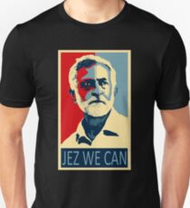 Jez We Can Pic Unisex T-Shirt