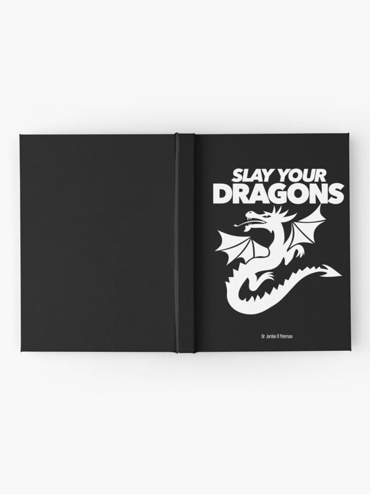 Vista alternativa de Cuaderno de tapa dura Mata a tus dragones (2)