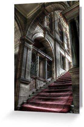 Upstairs by Richard Shepherd
