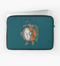 Time Traveller Laptop Sleeve