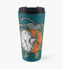 Time Traveller Travel Mug