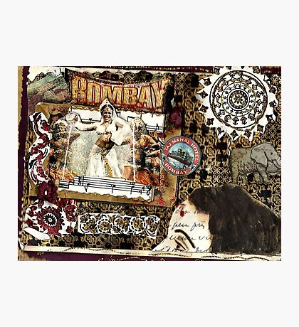 Bollywood Dreams Photographic Print