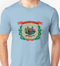 West Virginia Coat of Arms T-Shirt