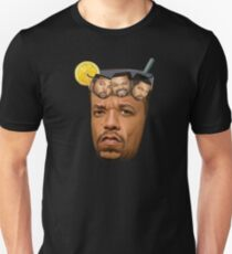 Just Some Ice Tea and Ice Cubes Tshirt design T-Shirt