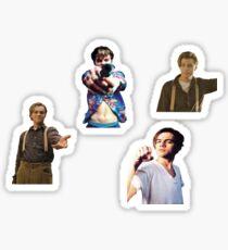 Young Leo Set Sticker