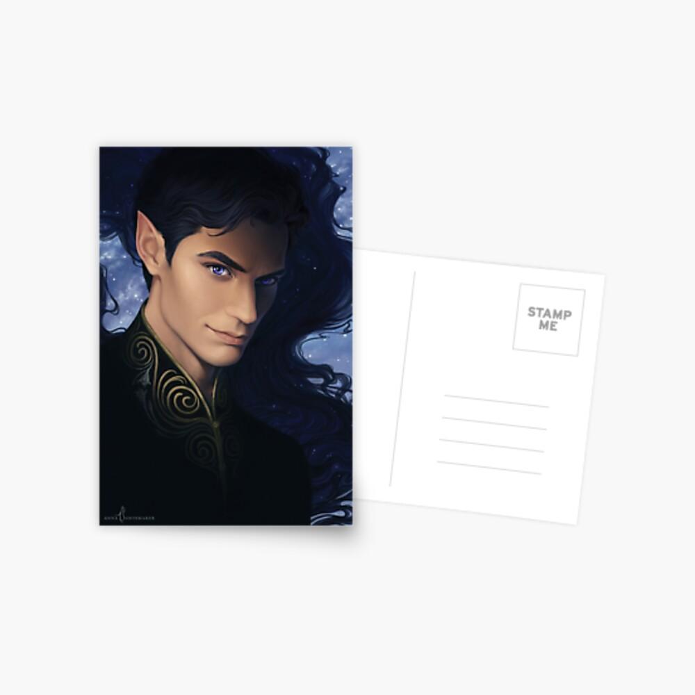 Rhysand Postkarte