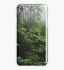 Lush moody rainforest iPhone Case/Skin