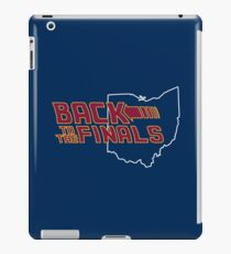 Back To The Finals iPad Case/Skin