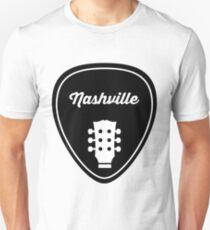Nashville - Music City - Guitar Unisex T-Shirt