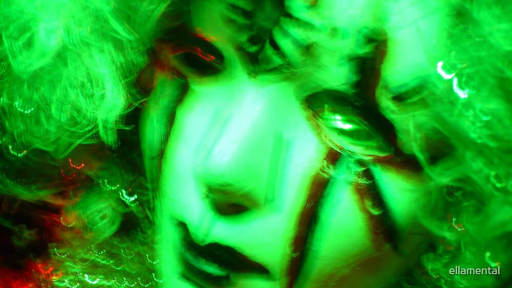 Glorious Green by ellamental