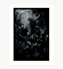 Alien Covenant Art Print