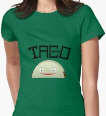 Taco Night! Womens Fitted T-Shirt