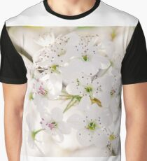 Pear Blossoms 5 Graphic T-Shirt
