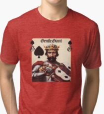 Gentle Giant - The Power and The Glory Tri-blend T-Shirt