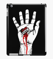 Heart Punk Hand iPad Case/Skin