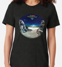 Yes - Tales From Topographic Oceans Tri-blend T-Shirt
