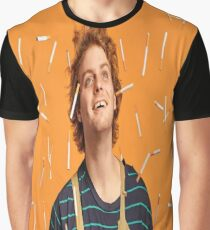 Mac Demarco Cigarettes  Graphic T-Shirt