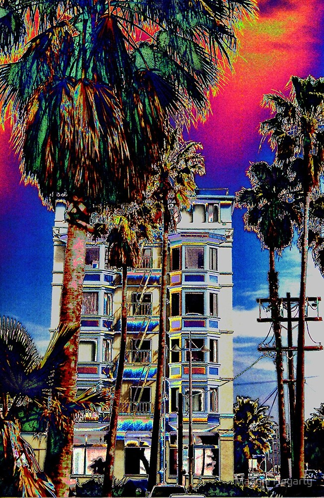 LA Vibes by Maggie Hegarty