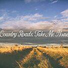 Country Roads - John Denver Tribute by Daniel Lucas