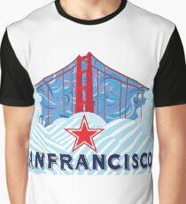 San Francisco Pellegrino Graphic T-Shirt