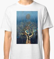 Yoga meditation - holistic Classic T-Shirt
