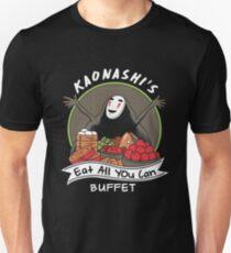 Kaonashi's Eat All You Can Buffet Unisex T-Shirt