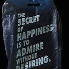 SECRET ADVICE on a bag of Chocolate by DAdeSimone