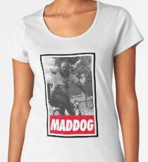 MAD DOG Women's Premium T-Shirt