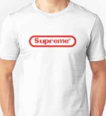 Nintendo Supreme Unisex T-Shirt