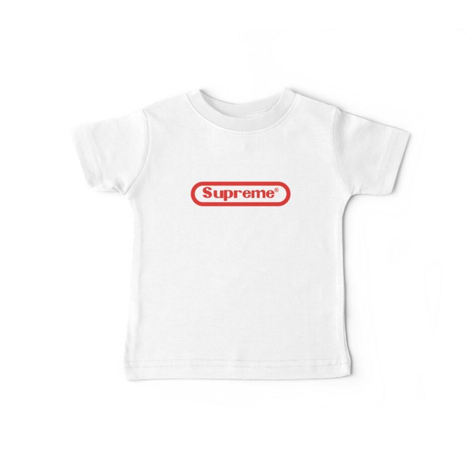 Nintendo Supreme by noahmead