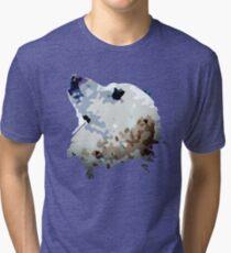Crystallize Pup Tri-blend T-Shirt