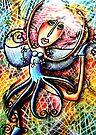 Razzamattaz Fairy by Karin Taylor