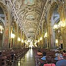 In Santiago Cathedral by Graeme  Hyde