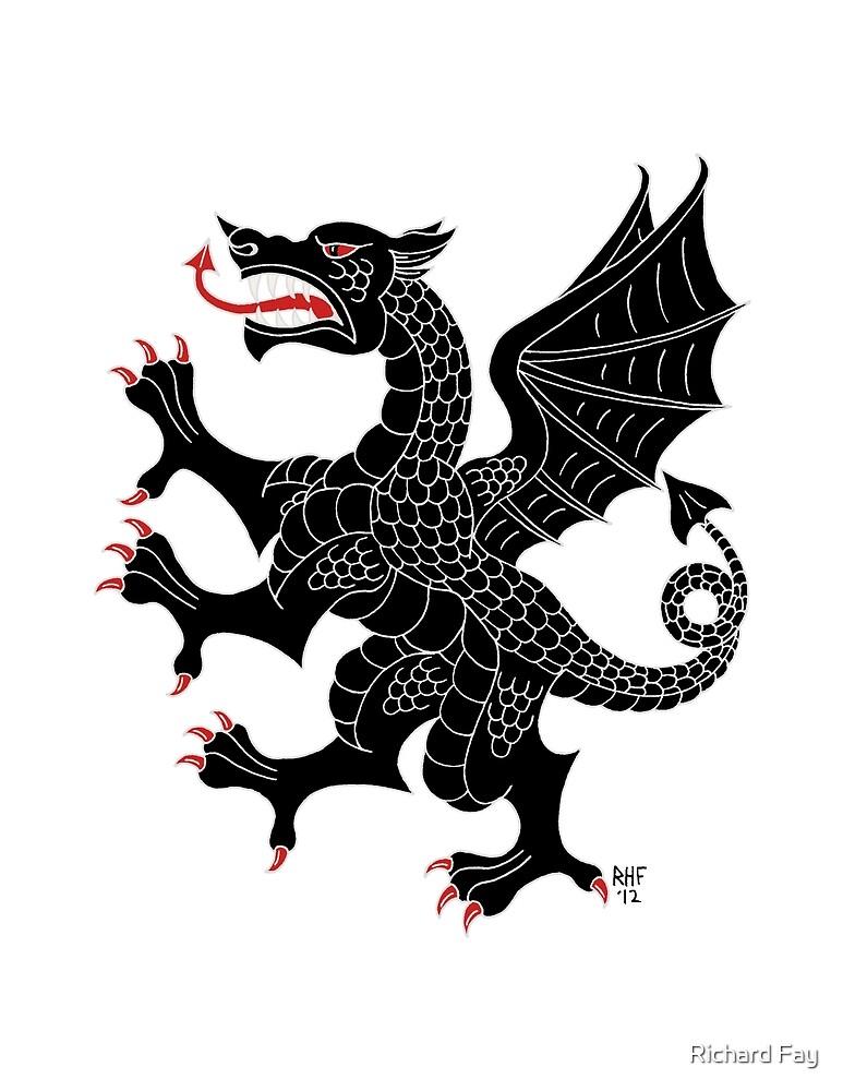 Black Dragon by Richard Fay
