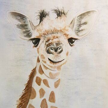 Giraffe by domcia