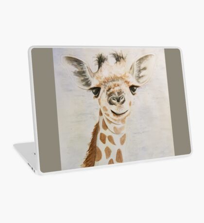 Giraffe Laptop Skin