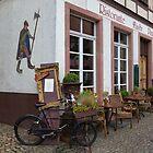 Old Bicycles  by Yair Karelic