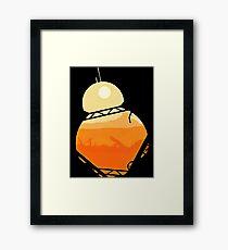 STARWARS Framed Print