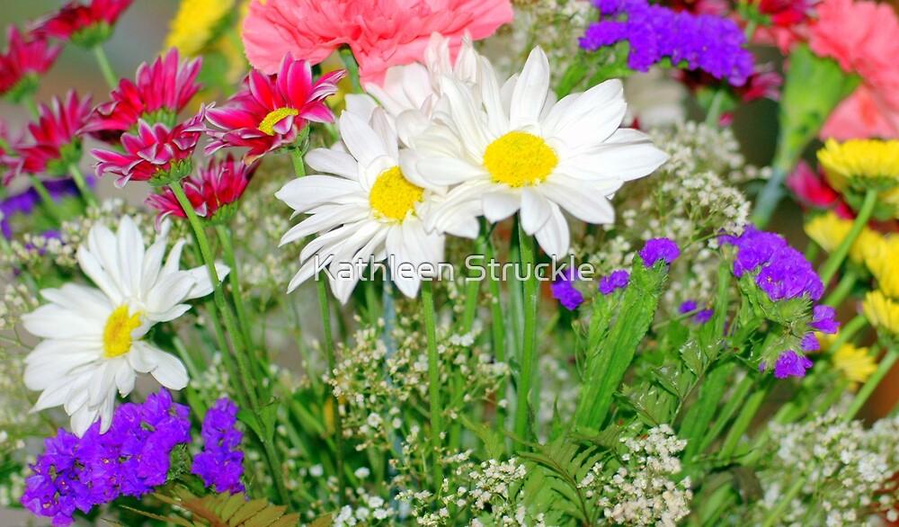 Spring Floral by Kathleen Struckle
