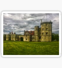 Thornbury Castle (HDR) Sticker