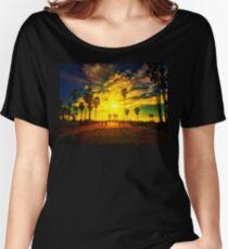 Venice Beach 1/28/16 #2 Women's Relaxed Fit T-Shirt