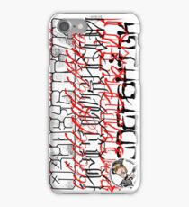 """Alphabets"" by Jimmy Scribble  iPhone Case/Skin"