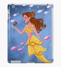 "A ""Belle"" Mermaid iPad Case/Skin"