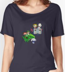 Cave Story - Fly Away Women's Relaxed Fit T-Shirt